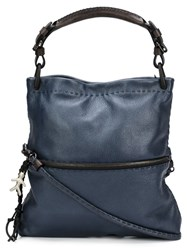 Henry Beguelin 'Alma' Tote Blue