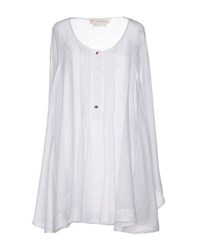 Manila Grace Shirts Blouses Women White