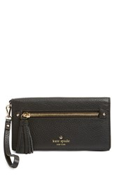 Kate Spade Women's New York 'Spencer Court Rae' Leather Wristlet Wallet