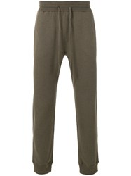 Kent And Curwen Elasticated Waist Trousers Green