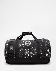 Hype Holdall In Black Speckle