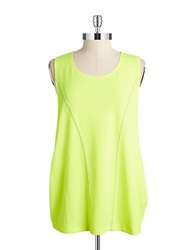 Y.A.S Waistcoat Performance Tank Safety Yellow