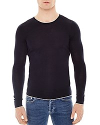 Sandro Line Sweater Navy