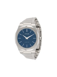 D1 Milano Ultra Thin Watch Metallic