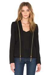 Rachel Zoe Hilary Blazer Black