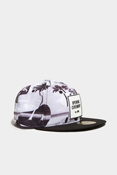 Opening Ceremony Palm Collage New Era 59Fifty Cap Black Multi