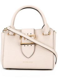 Burberry Multiple Straps Tote Nude Neutrals