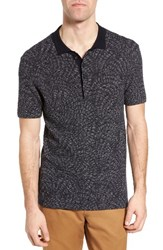 Billy Reid Men's Sweep Knit Polo
