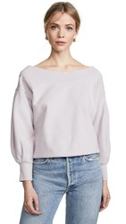 Brochu Walker Maya Sweatshirt Lila