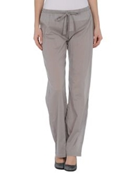 Hoff By Hoff Casual Pants Light Grey