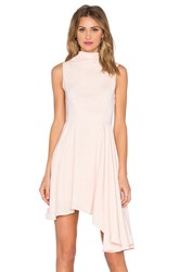 Keepsake Break Even Mini Dress Peach