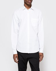 Hope Roy Pocket Shirt White