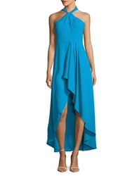 Belle Badgley Mischka Renesmee Dress Turquoise