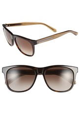 Marc By Marc Jacobs 54Mm Retro Sunglasses Havana Gradient Brown