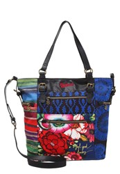 Desigual Argentina Tote Bag Multicoloured