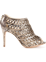 Alexandre Birman 'Alma' Pumps Metallic