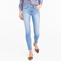 J.Crew Tall Toothpick Jean In Chimney Wash