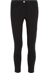 Balenciaga Stretch Cady Leggings Style Pants