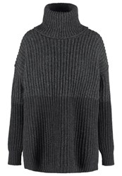 Roberto Collina Jumper Anthracite
