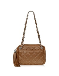 Buti Quilted Leather Shoulder Bag