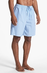 Polo Ralph Lauren Cotton Pajama Shorts Bari Stripe