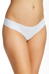 Shimera Free Cut Thong Gray