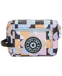 Kipling Leslie Cosmetic Bag Happy Camper