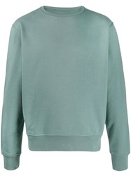 Maison Martin Margiela Crew Neck Cotton Sweater 60
