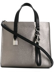 Marc Jacobs The Grind Mini Tote Grey