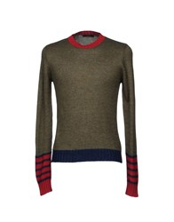 Become Sweaters Military Green