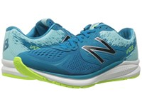 New Balance Vazee Prism V2 Deep Ozone Blue Lime Glo Women's Running Shoes