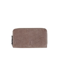 Brunello Cucinelli Wallets Khaki