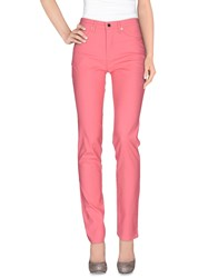 Roccobarocco Casual Pants Pink