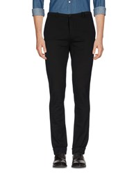 Obvious Basic Casual Pants Black