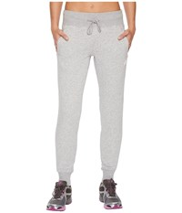 New Balance Essentials Sweatpants Athletic Grey Women's Casual Pants Gray