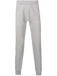 Dsquared2 Small Logo Track Pants Grey