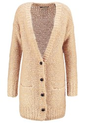Scotch And Soda Cardigan Camel Melange