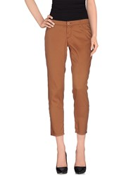 Brian Dales Trousers Casual Trousers Women Brown