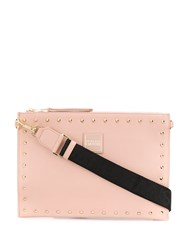 Versace Jeans Couture Studded Clutch Bag 60
