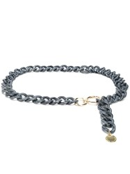 B Low The Belt Chunky Chain Blue