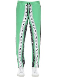 Mjb Marc Jacques Burton X Kangol Techno Track Pants Green