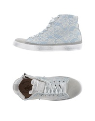 Beverly Hills Polo Club Sneakers Sky Blue