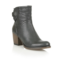 Trento Ankle Boots Military Green