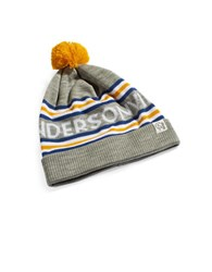Tuck Shop Co. Andersonville Knit Beanie Grey