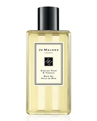 English Pear And Freesia Bath Oil 250 Ml Jo Malone London