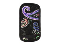 Vera Bradley Double Eye Case Kiev Paisley Wallet Multi