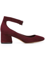 Marc Jacobs 'Kerry' Pumps Red