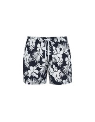 Banana Moon Swim Trunks Dark Blue