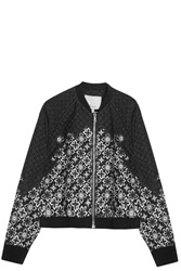 3.1 Phillip Lim Patchwork Bomber Jacket
