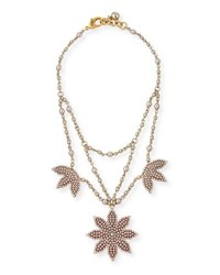 Lulu Frost Tuileries Statement Necklace Gold